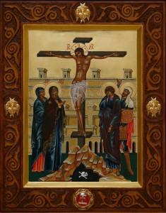 Tvojmu krížu klaniame sa Vládca…