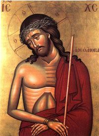 ikona Krista ženícha