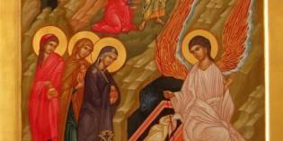 Tretia nedeľa po Pasche – Nedeľa myronosičiek