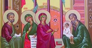 STRETNUTIE NÁŠHO PÁNA, BOHA A SPASITEĽA JEŽIŠA KRISTA