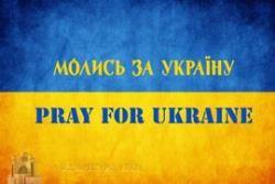 Zástupcovia cirkvi i verejného života sa modlili za pokoj na Ukrajine