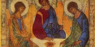Pondelok Svätého Ducha – Najsvätejšej Trojice