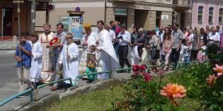Foto: Odpust v Trenčíne 2014