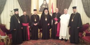 Foto: Sýria – stretnutia 14. marca