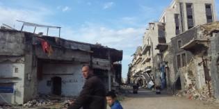 Foto: Návšteva Cyrila Vasiľa v Sýrii: mesto Homs