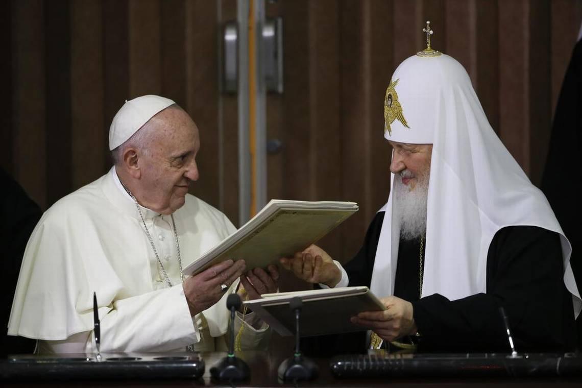 Declaration Pope Patriarch