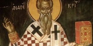 Kánon sv. Andreja Krétskeho v Bratislave