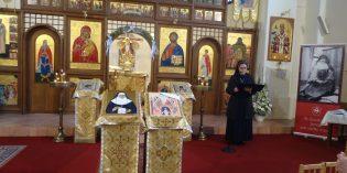 Ikona bl. Jozafáty v katedrále