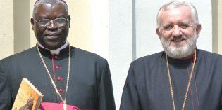 Stretnutie s biskupom z Ugandy