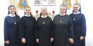 Foto: Vizitácia sestier OSBM