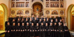 V Ríme sa skončila generálna kapitula baziliánov