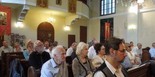 Spomienka na sv. Gorazda v katedrále