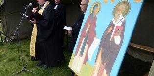 Na ekumenickej bohoslužbe spieval zbor Chrysostomos