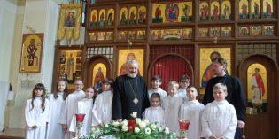 Foto: Prvá svätá spoveď v Bratislave