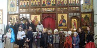 Foto: Jasličková v katedrále