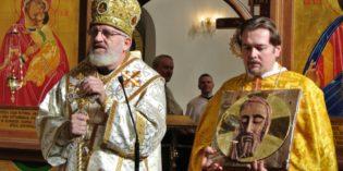 Foto: Desiate výročie biskupskej vysviacky vladyku Petra